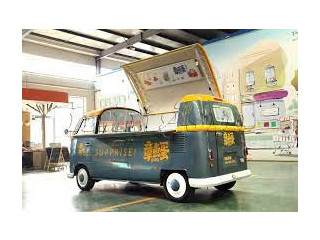 VW T1 Food Truck price